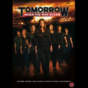 u5326 Tomorrow When The War Began (UDEN COVER)