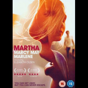 u15696 Martha Marcy May Marlene (UDEN COVER)