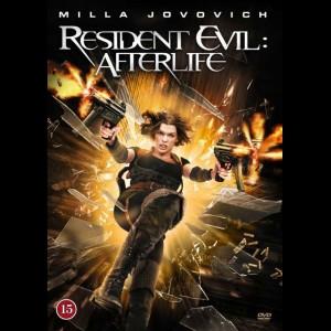 u13371 Resident Evil 4: Afterlife (UDEN COVER)