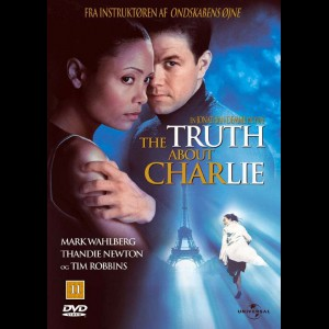 u15694 The Truth about Charlie (UDEN COVER)