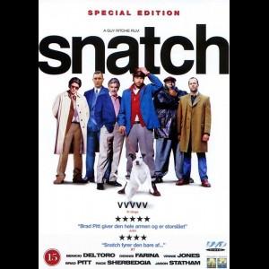 u7096 Snatch (UDEN COVER)