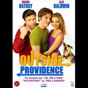 u5420 Outside Providence (UDEN COVER)