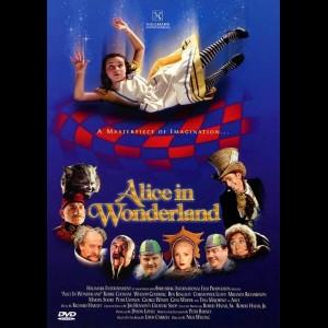 u12560 Alice I Eventyrland (1999) (UDEN COVER)