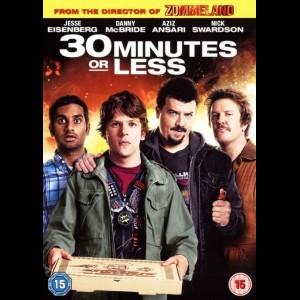 u5490 30 Minutes or Less (UDEN COVER)
