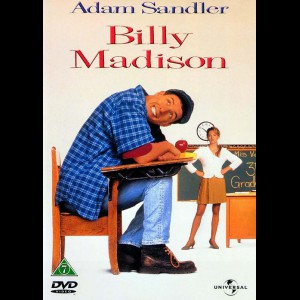 u5530 Billy Madison (UDEN COVER)