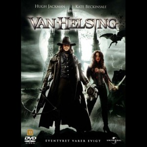 u5538 Van Helsing (UDEN COVER)