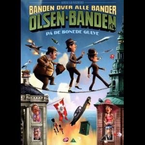 u12610 Olsen Banden På De Bonede Gulve (UDEN COVER)