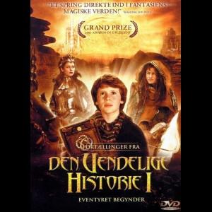 u15859 Fortællinger Fra Den Uendelige Historie 1 (UDEN COVER)