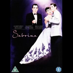 u10018 Sabrina (1954) (UDEN COVER)