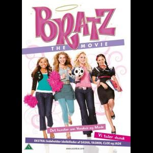 u14571 Bratz: The Movie (UDEN COVER)