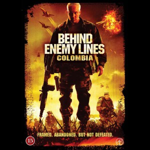 u15873 Behind Enemy Lines 3: Colombia (UDEN COVER)