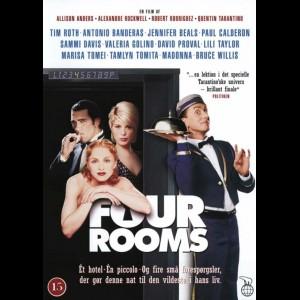 u5595 Four Rooms (UDEN COVER)