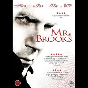 u14609 Mr. Brooks (UDEN COVER)