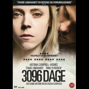 u15533 3096 Dage (3096 Days) (UDEN COVER)