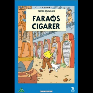 Tintin: Faraos Cigarer