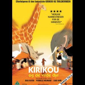 u12167 Kirikou Og De Vilde Dyr (UDEN COVER)