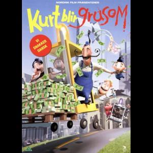 u14768 Kurt Blir Grusom (UDEN COVER)
