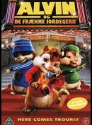 Alvin Og De Frække Jordegern (Alvin And The Chipmunks)