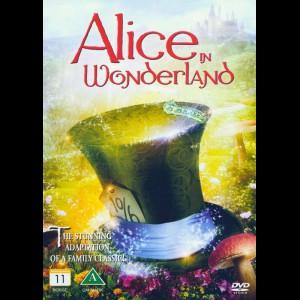 u5710 Alice In Wonderland (1985) (UDEN COVER)