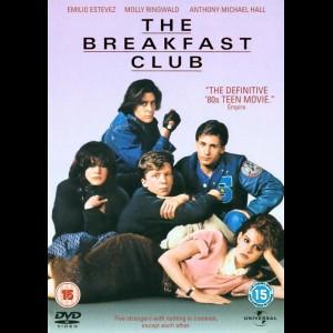 u15224 The Breakfast Club (UDEN COVER)