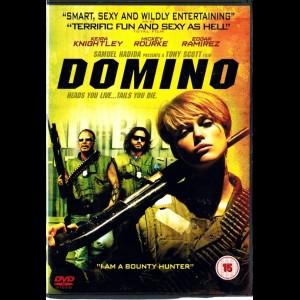 u5739 Domino (KUN ENGELSKE UNDERTEKSTER) (UDEN COVER)