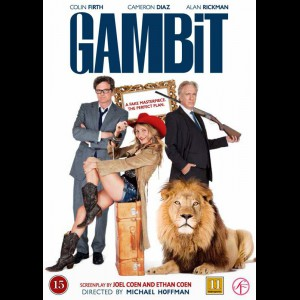 Gambit (2012) (Colin Firth)