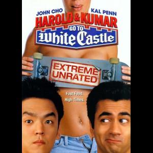 u16610 Harold & Kumar Go To White Castle (UDEN COVER)