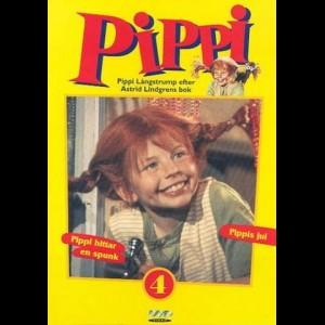 u12471 Pippi Langstrømpe 4 (UDEN COVER)