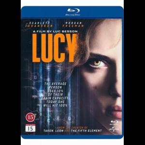 Lucy (Scarlett Johansson)