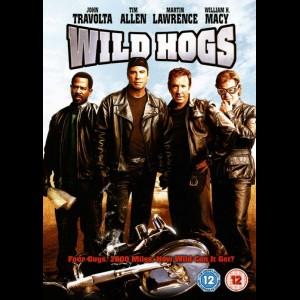 u13832 Wild Hogs: De Vilde Svin (UDEN COVER)