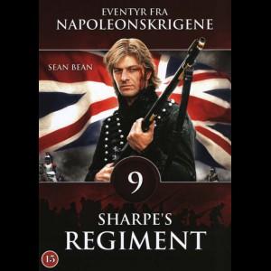 Sharpe 9: Sharpes Regiment (1996)