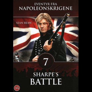 Sharpe 7: Sharpes Battle (1995)