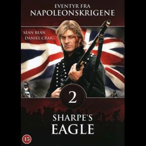 u12373 Sharpe 2: Sharpes Eagle (1993) (UDEN COVER)