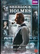Sherlock Holmes: Mysteriet Om Silkestrømpen & Mysteriet Om Sherlock Holmes