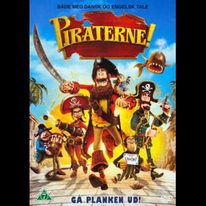 Piraterne: Gå Planken Ud