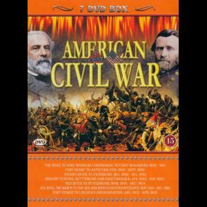 Den Amerikanske Borgerkrig (7-disc)