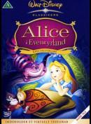 Alice I Eventyrland - Disney Klassiker - Guldnummer 13
