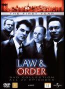 Law & Order: Criminal Intent: sæson 1
