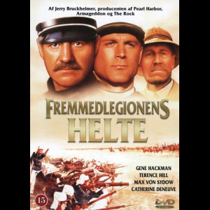 Fremmedlegionens Helte (March Or Die)