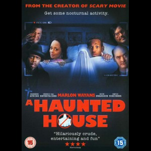 A Haunted House (2013) (Marlon Wayans)
