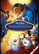 Skønheden og Udyret - Disney Klassiker - Guldnummer 30