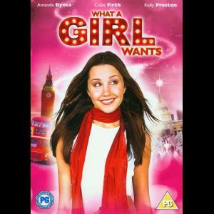 -5163 What a Girl Wants (KUN ENGELSKE UNDERTEKSTER)