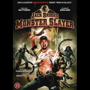 -5783 Jack Brooks: Monster Slayer (KUN ENGELSKE UNDERTEKSTER)