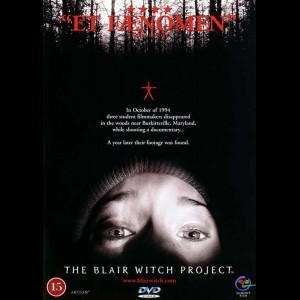 -4711 The Blair Witch Project (KUN ENGELSKE UNDERTEKSTER)