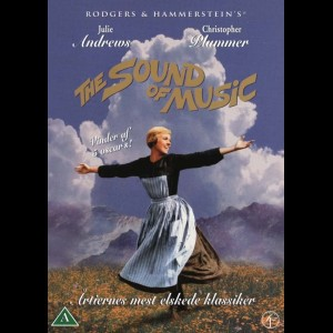 u14044 The Sound Of Music (UDEN COVER)