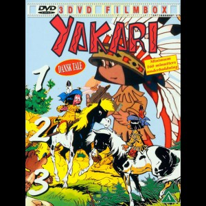 Yakari Box  -  3 disc