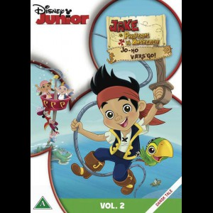 Disney Junior 2: Jake Og Piraterne På Ønskeøen: Jo-ho, Værsgo
