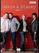 Gavin & Stacey: sæson 1