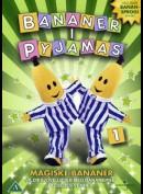 Bananer i Pyjamas 01: magiske bananer