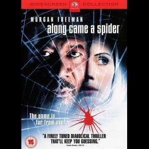 u16527 Edderkoppens Spind (Along Came A Spider) (UDEN COVER)